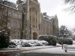 Georgetown University, Washington DC