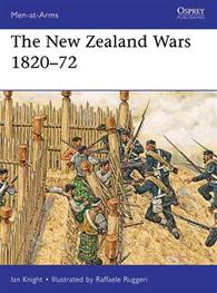 Interesting account of the New Zealand Wars published by Osprey Books in the UK