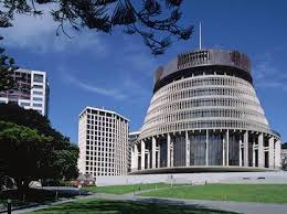 Beehive, House of New Zealand's Parliament