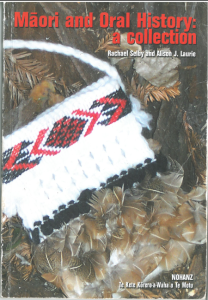 Includes Danny's article on Māori Oral History - 'The Past From the Paepae: Uses of the Past in Māori Oral History',  in Māori and Oral History: a collection, Rachael Selby and Alison Laurie (eds), Oral History Assn of NZ, 2005, pp.54-61.