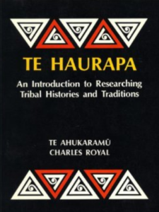 Click to read Danny's review of 'Te Haurapa. An Introduction to Researching Tribal Histories and Traditions' by Te Ahukaramu Charles Royal, review published in Historical News, May 1993.