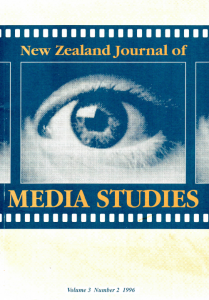 Essay by Danny on the movie UTU; 'UTU And The Search for Real History', NZ Journal of Media Studies, Vol 3 No 2 1996, pp. 13-18.