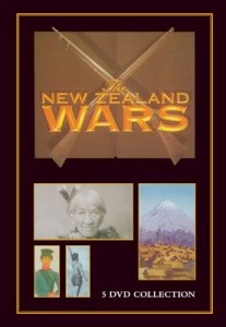 James Belich's acclaimed New Zealand Wars documentary series (1998).
