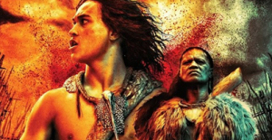 The Dead Lands, a movie set during the musket war era of the early 1820s.