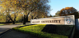Massey University, Palmerston North, NZ.