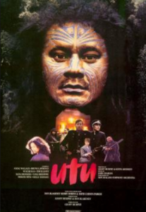 UTU, a movie set in the later NZ Wars of the 1870s, directed by Geoff Murphy, released in 1984.