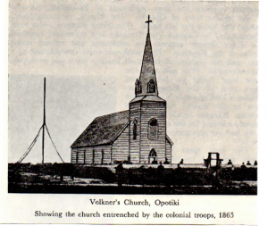 Volkner's Church in 1865.