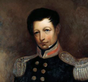 Governor William Hobson (1792-1842), who served as Lieutenant Governor / Governor of New Zealand from 1840-1842.