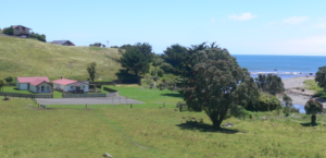 Oakura Marae, Oakura, just south of New Plymouth.