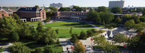 University of Nebraska, Lincoln, in the mid west of the USA.